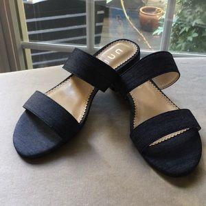 New Unisa denim Sandals
